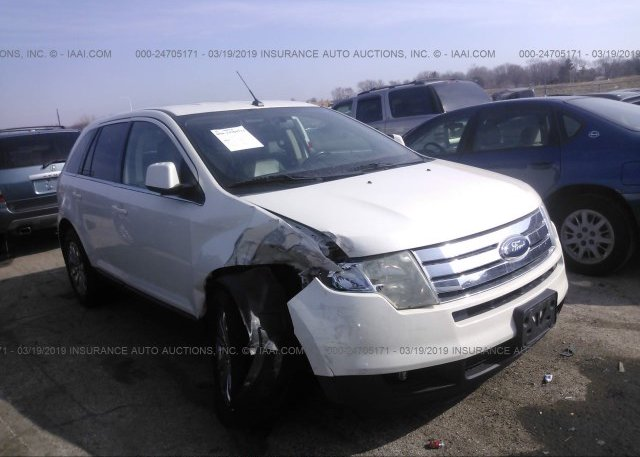 Inventory #500494088 2008 FORD EDGE