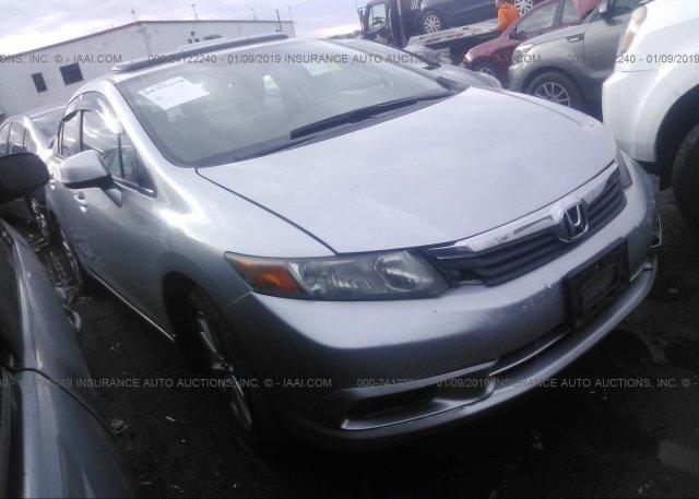 Inventory #904961197 2012 Honda CIVIC