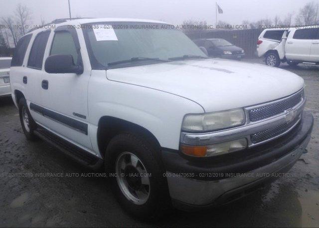 Inventory #465239179 2002 Chevrolet TAHOE