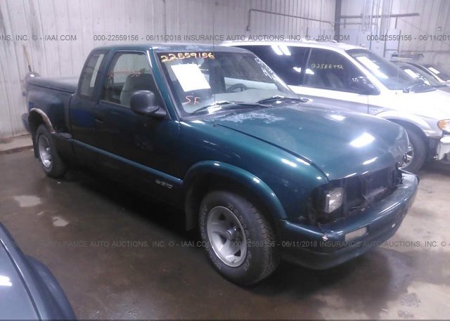 Inventory #217342287 1997 Chevrolet S TRUCK