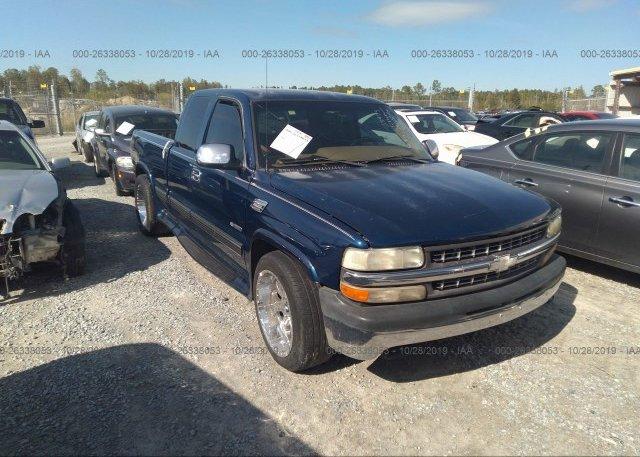 Inventory #694199720 2000 Chevrolet SILVERADO