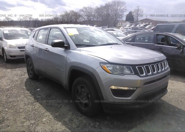 Inventory #879509330 2018 JEEP COMPASS