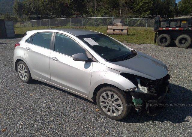 Inventory #917094614 2017 Hyundai ELANTRA GT