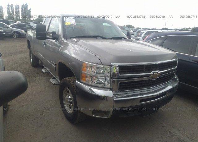 Inventory #182783430 2008 Chevrolet SILVERADO