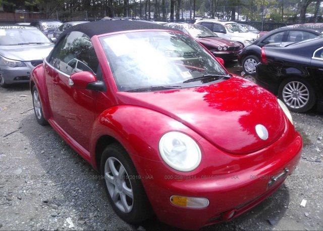 Inventory #289781757 2004 Volkswagen NEW BEETLE