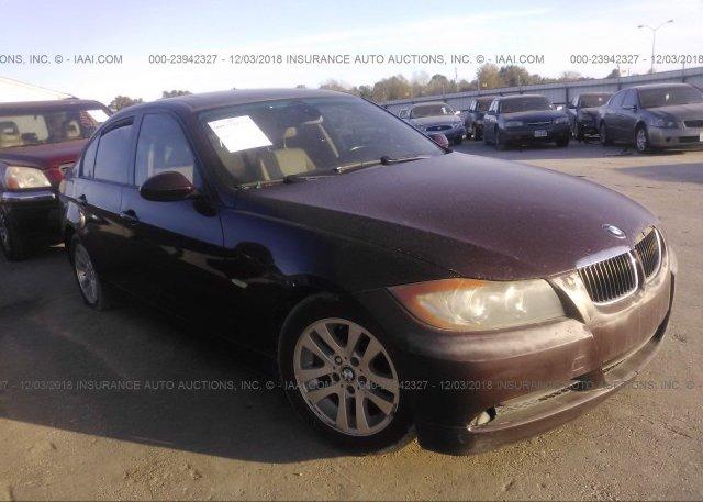 Inventory #801253255 2007 BMW 328