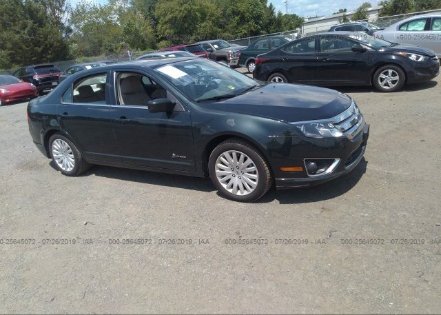 Inventory #388865685 2010 FORD FUSION