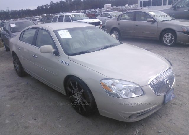Inventory #139596198 2011 Buick LUCERNE