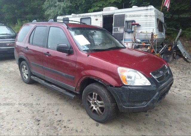 Inventory #132913411 2002 Honda CR-V