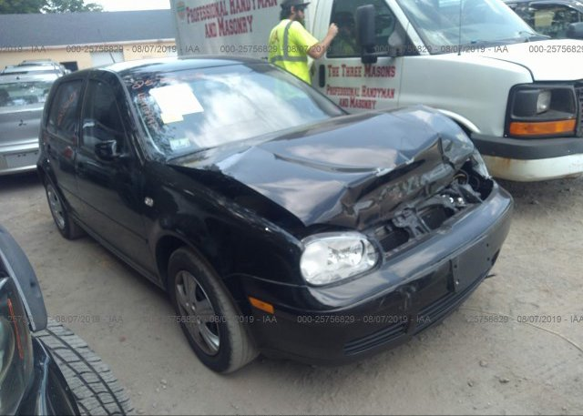 Inventory #502188413 2001 Volkswagen GOLF