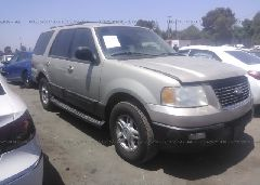 2004 FORD EXPEDITION - 1FMRU15W74LA05470 Left View