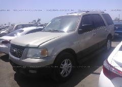 2004 FORD EXPEDITION - 1FMRU15W74LA05470 Right View