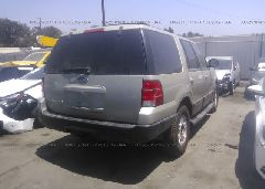 2004 FORD EXPEDITION - 1FMRU15W74LA05470 rear view