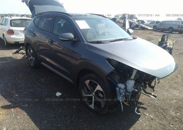 Inventory #379923525 2018 Hyundai TUCSON