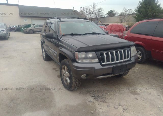 Inventory #900407193 2004 JEEP GRAND CHEROKEE