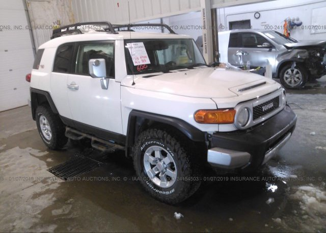 Inventory #559225873 2011 Toyota FJ CRUISER
