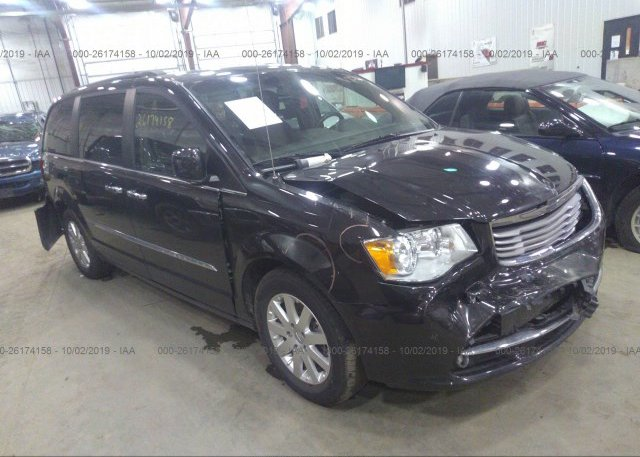 Inventory #661980056 2015 CHRYSLER TOWN & COUNTRY