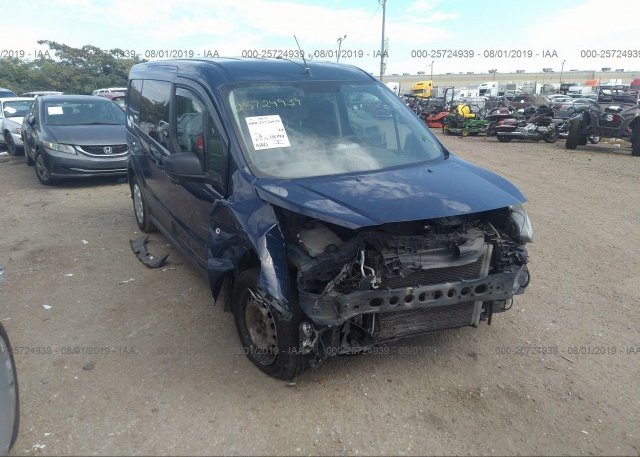 Inventory #675234133 2014 FORD TRANSIT CONNECT