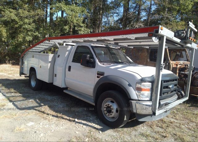 Inventory #701489233 2008 FORD F550