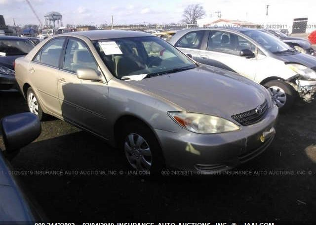 Inventory #472705426 2003 Toyota CAMRY