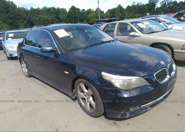 Inventory #236532748 2008 BMW 535