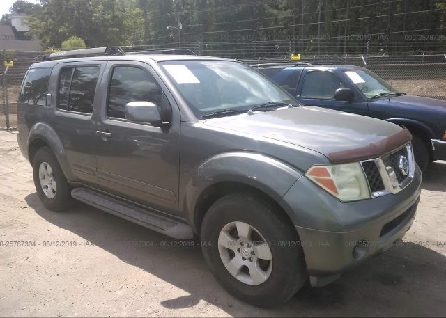 Inventory #477597076 2005 Nissan PATHFINDER