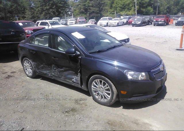 Inventory #787536283 2014 Chevrolet CRUZE