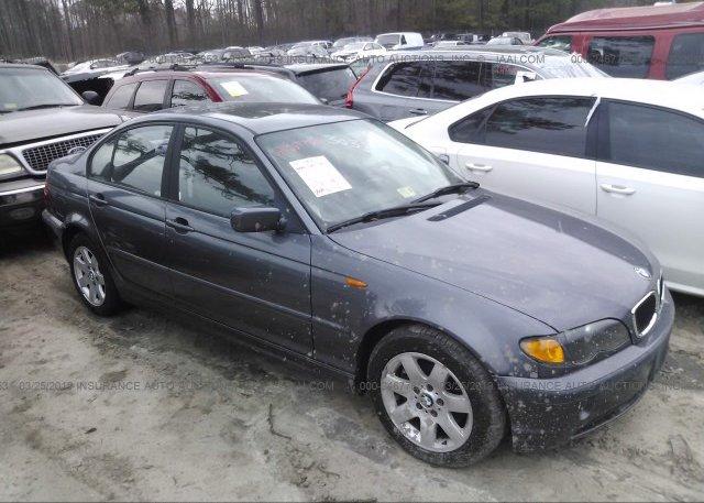 Inventory #930508486 2002 BMW 325