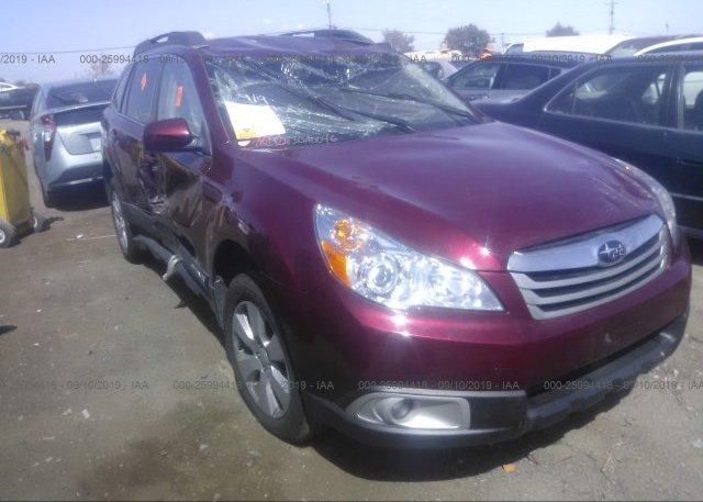 Inventory #329969948 2011 Subaru OUTBACK