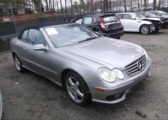 Inventory #438835502 2004 Mercedes-benz CLK