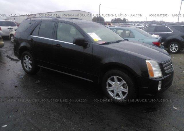 Inventory #889492230 2004 Cadillac SRX