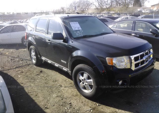 Inventory #302684047 2008 FORD ESCAPE