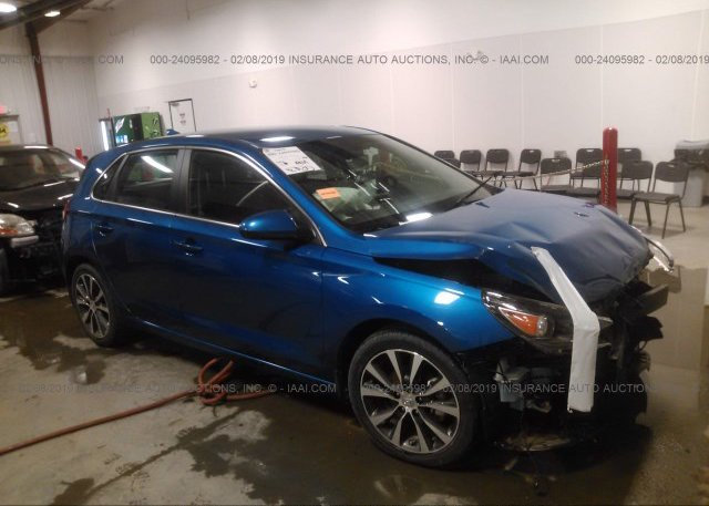 Inventory #141486534 2018 HYUNDAI ELANTRA GT