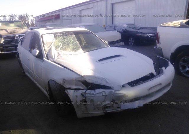 Inventory #361333728 2005 Subaru LEGACY