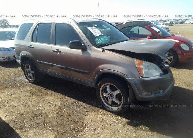 Inventory #410848812 2004 Honda CR-V