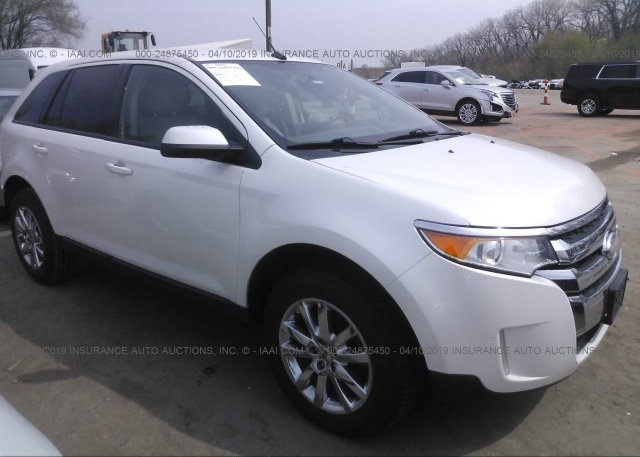 Inventory #358530629 2013 FORD EDGE