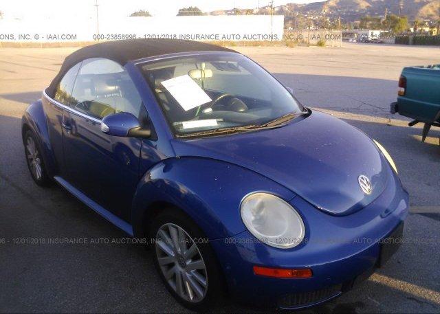 Inventory #166123984 2008 Volkswagen NEW BEETLE