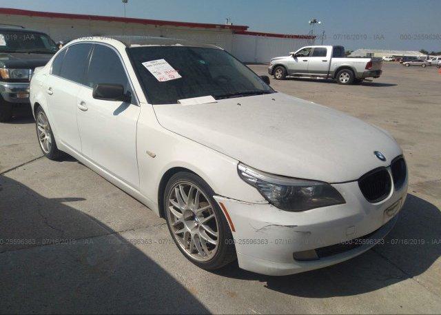 Inventory #513301400 2009 BMW 528