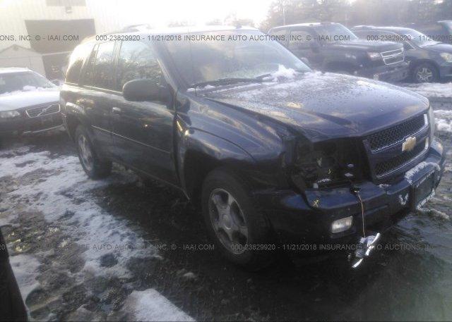 Inventory #586405426 2008 Chevrolet TRAILBLAZER