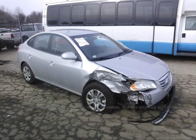 Inventory #906425846 2010 Hyundai ELANTRA