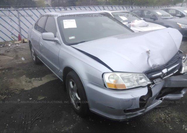 Inventory #857521470 2002 Acura 3.2TL
