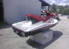 2006 SEA DOO WAKE 155 - YDV08070C606 rear view