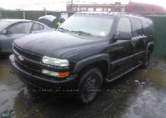 2002 Chevrolet SUBURBAN - 3GNFK16ZX2G199015 Right View