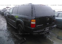 2002 Chevrolet SUBURBAN - 3GNFK16ZX2G199015 [Angle] View