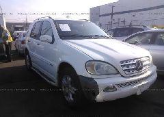 2005 Mercedes-benz ML