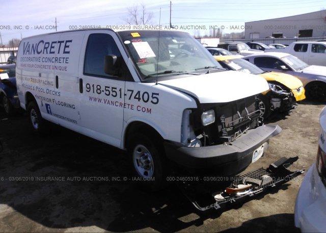 Inventory #212341462 2015 Chevrolet EXPRESS G2500