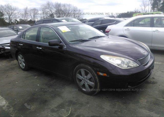 Inventory #211174397 2005 Lexus ES