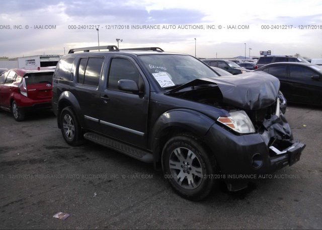 Inventory #585523660 2011 Nissan PATHFINDER