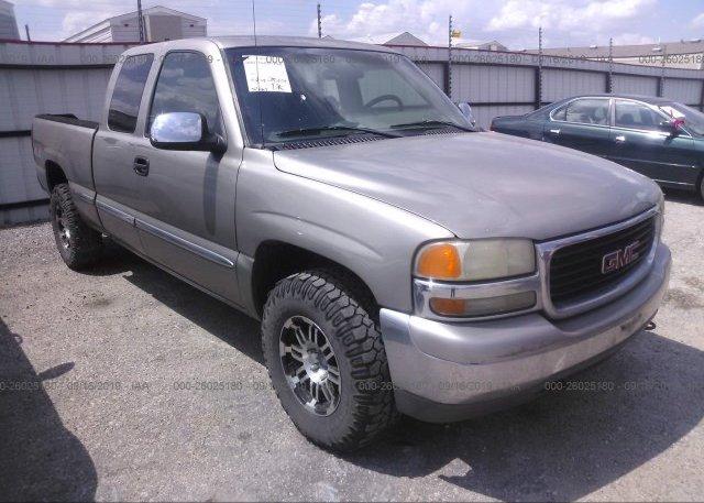 Inventory #470421410 2001 GMC NEW SIERRA