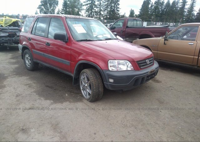 Inventory #515939836 1997 Honda CR-V